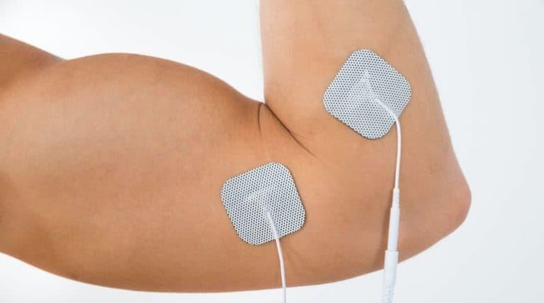 Muskelaufbau durch elektrische Impulse