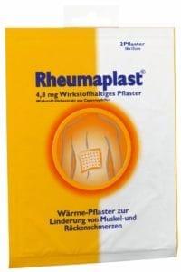 Wärmepflaster Test Empfehlungen 1019 Medmeister