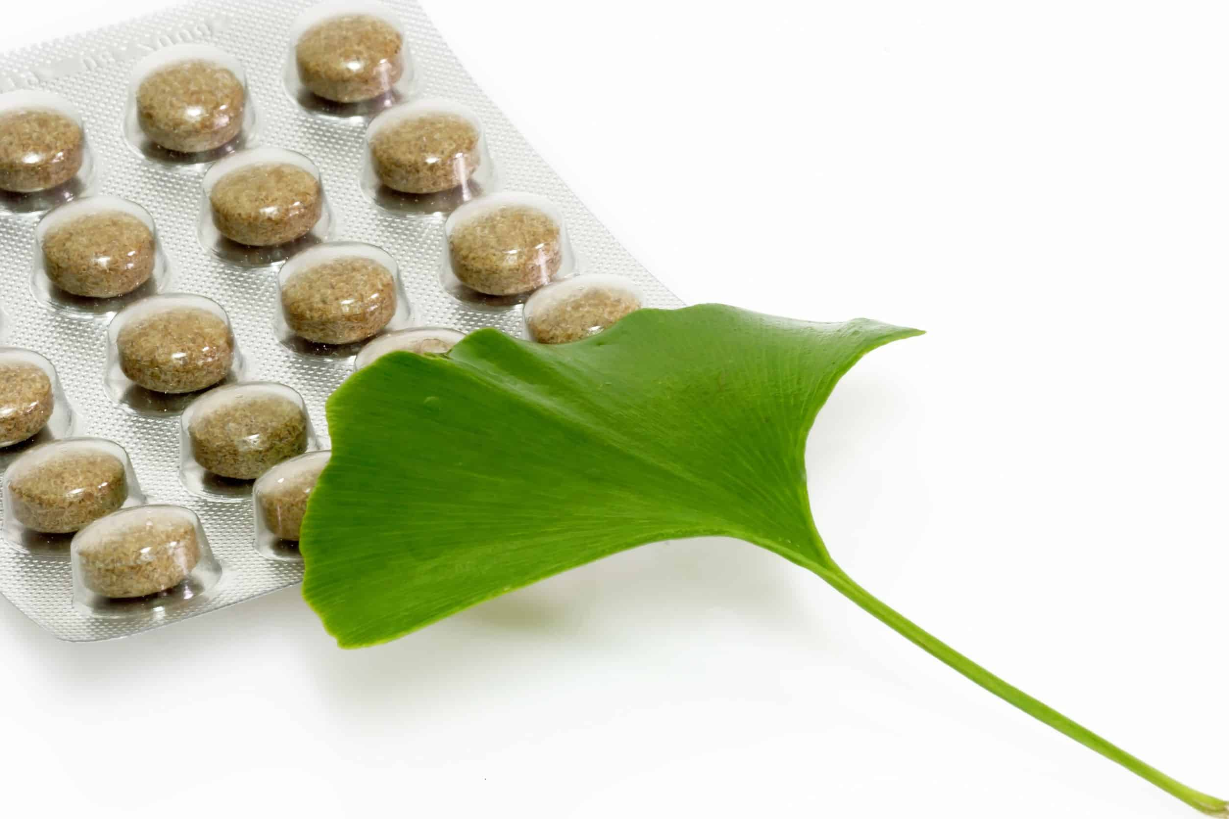 Gingko Tabletten: Test, Wirkung, Anwendung & Studien (05/21)