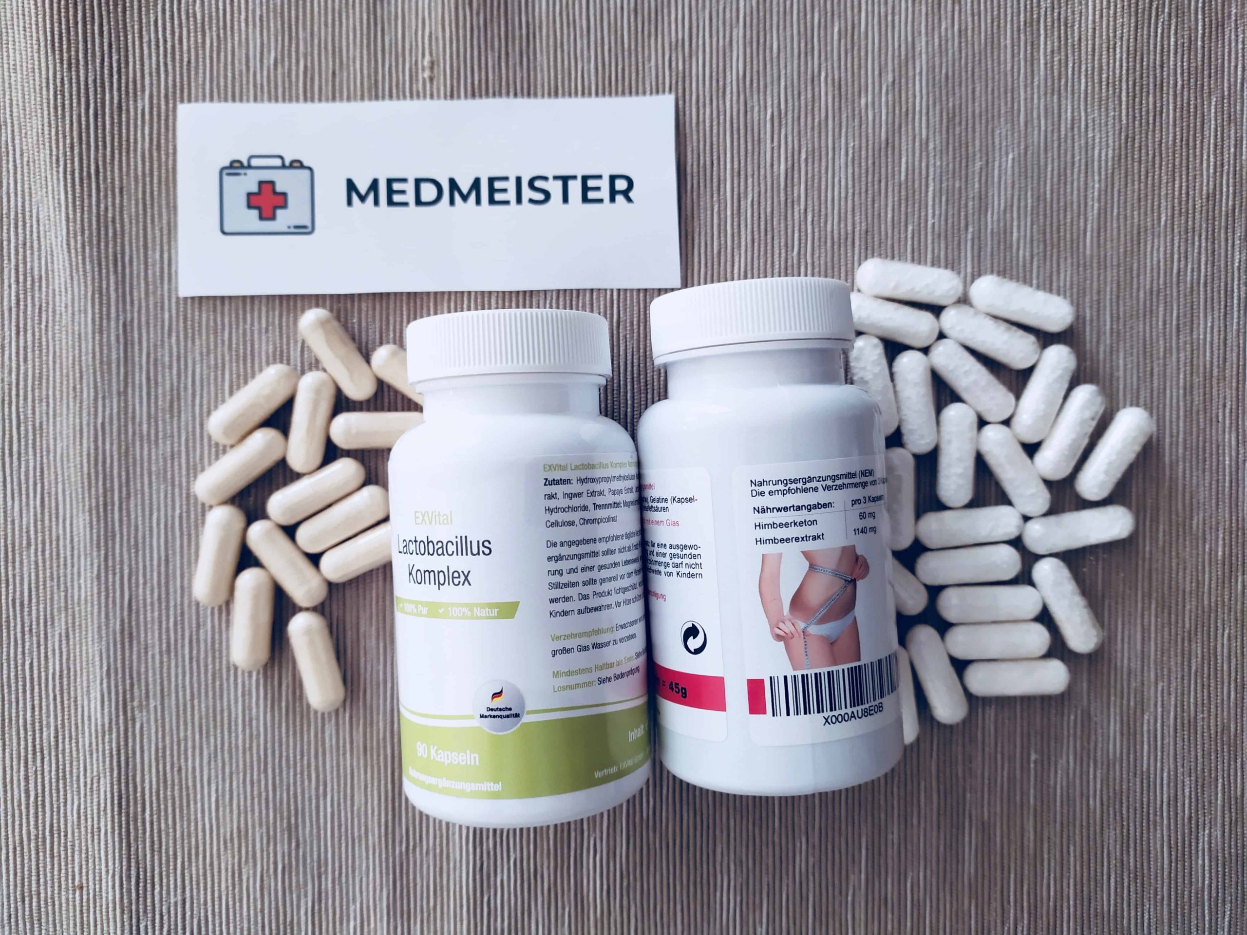 Probiotikum Kapseln: Test & Empfehlungen (07/20)