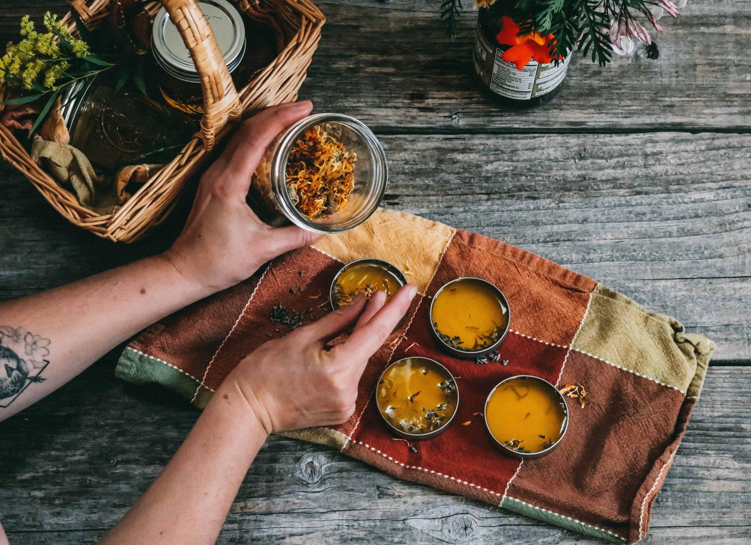 Pflanzliche Beruhigungsmittel: Mit Pflanzen zur inneren Ruhe finden