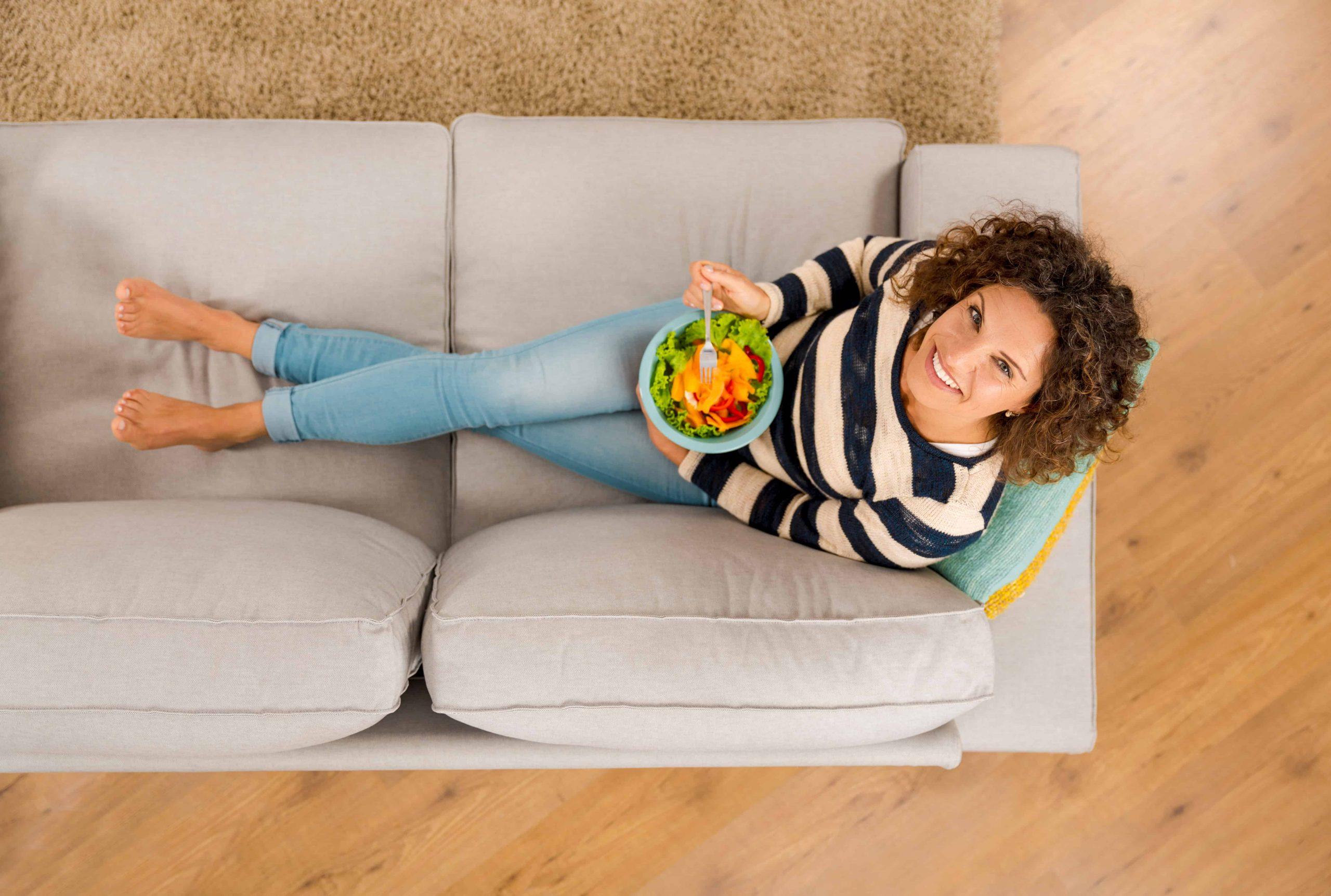 Gesund leben: Mit Ernährung, Sport und Schlaf zum gesünderen Leben