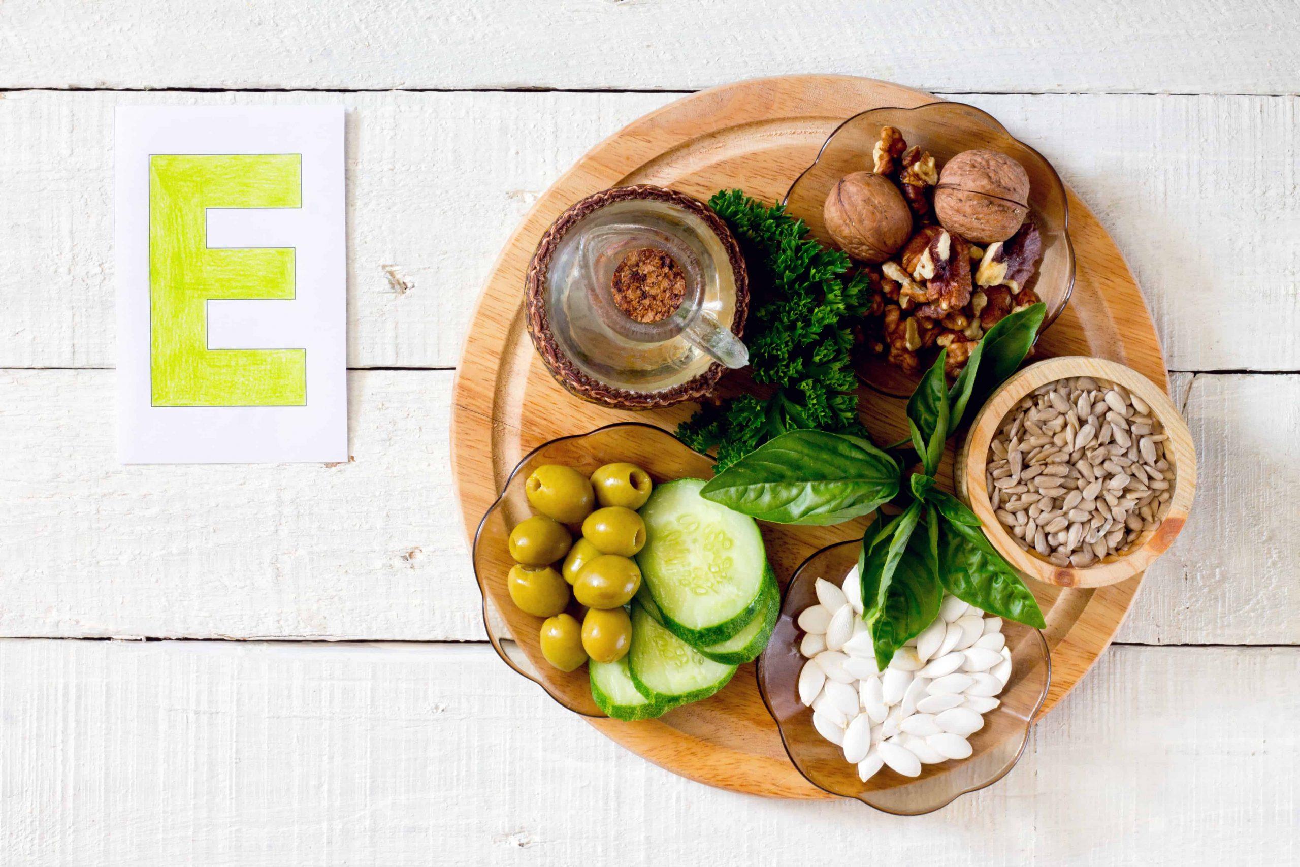 Vitamin E: Test, Wirkung, Anwendung & Studien (07/20)