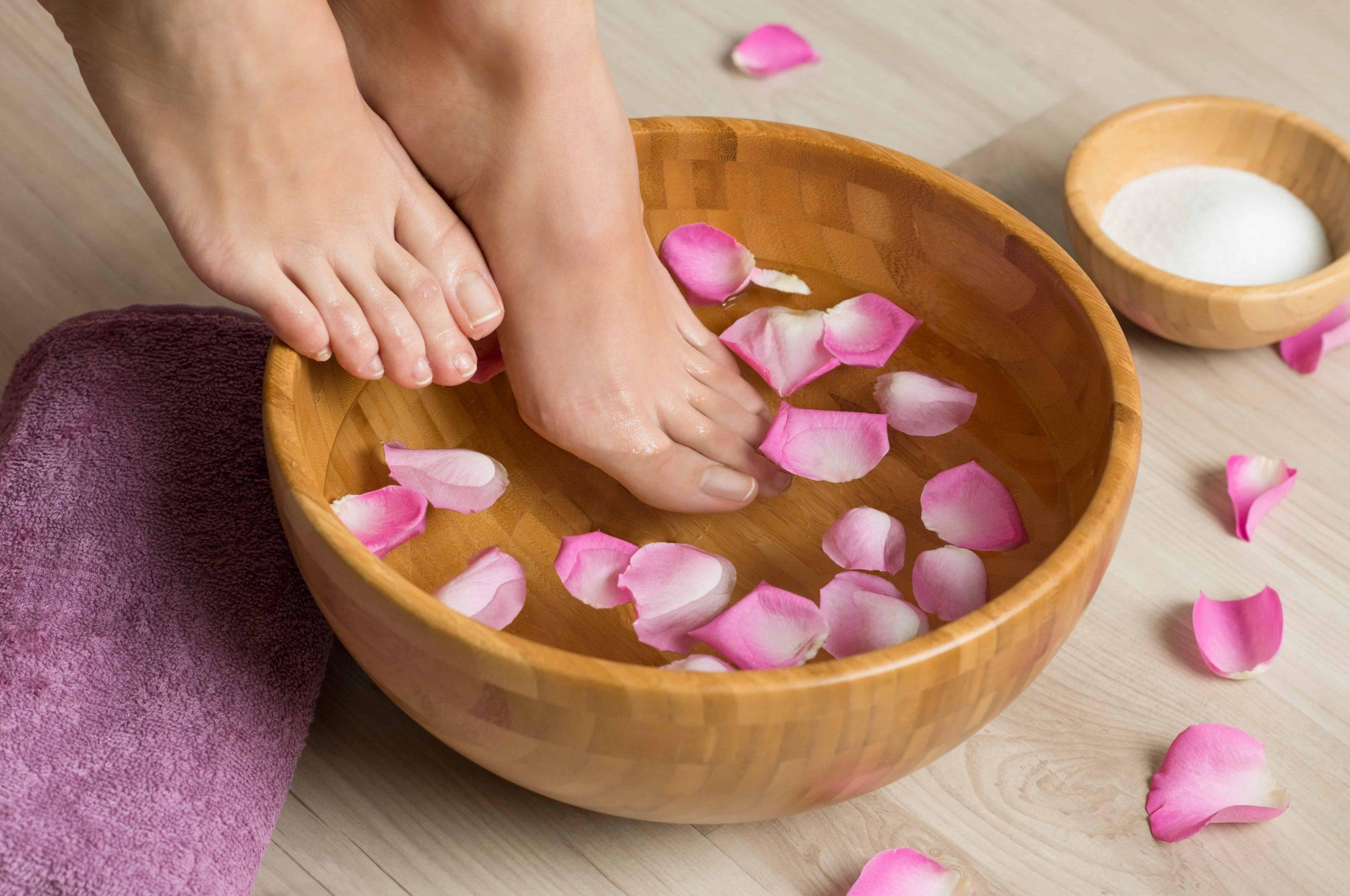 Fußpilz Hausmittel: Die besten Methoden zur Behandlung