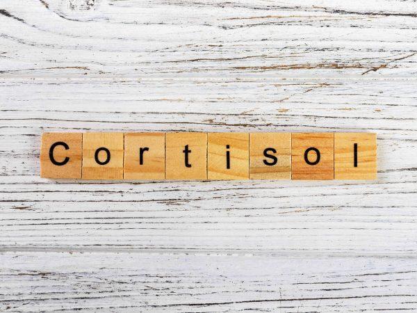 Cortisol Schriftzug