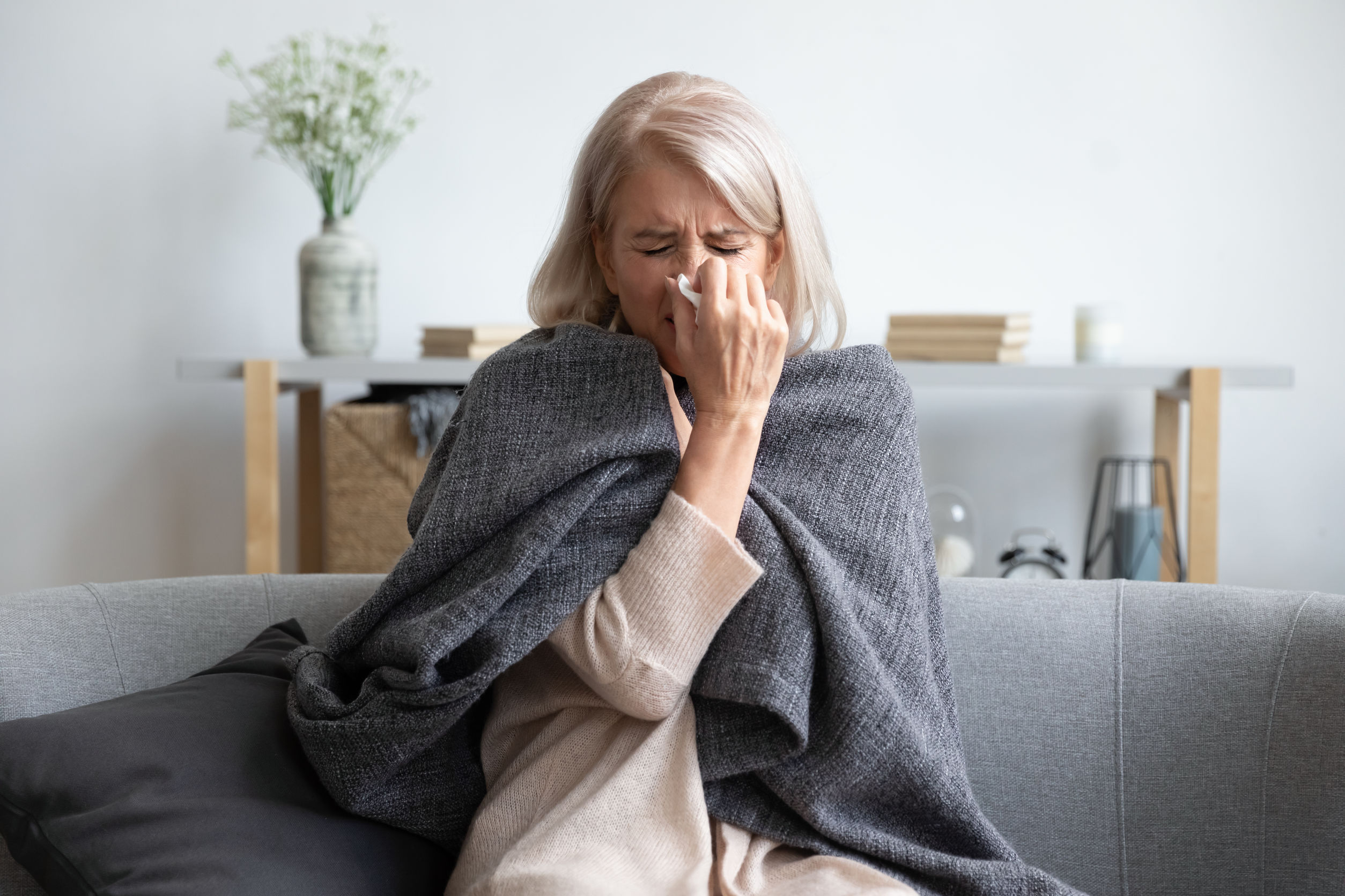 Schwaches Immunsystem: Die besten Tipps & Tricks gegen ein schwaches Immunsystem