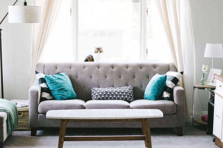 Rückenkissen Sofa
