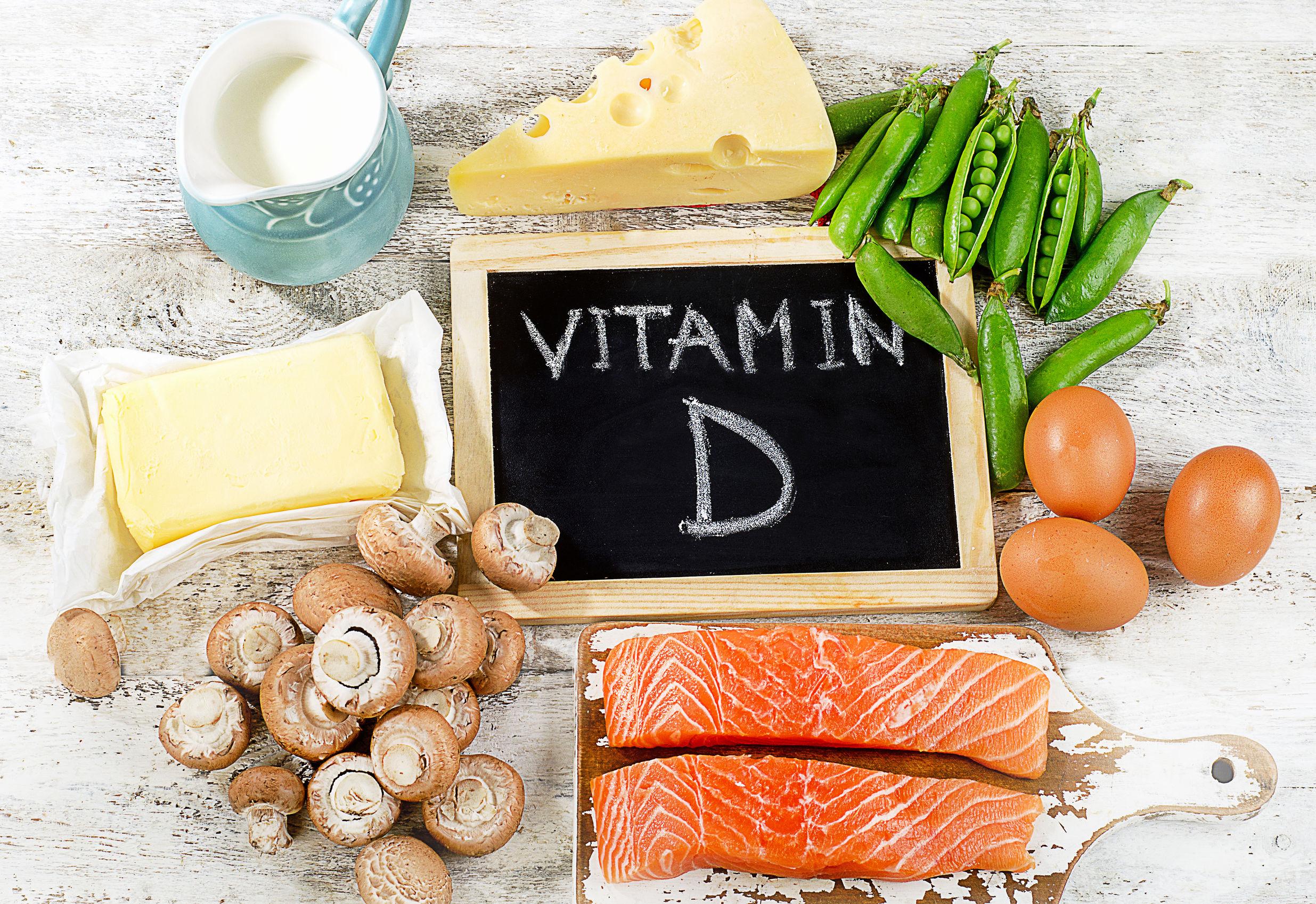 Symptome Vitamin D Mangel