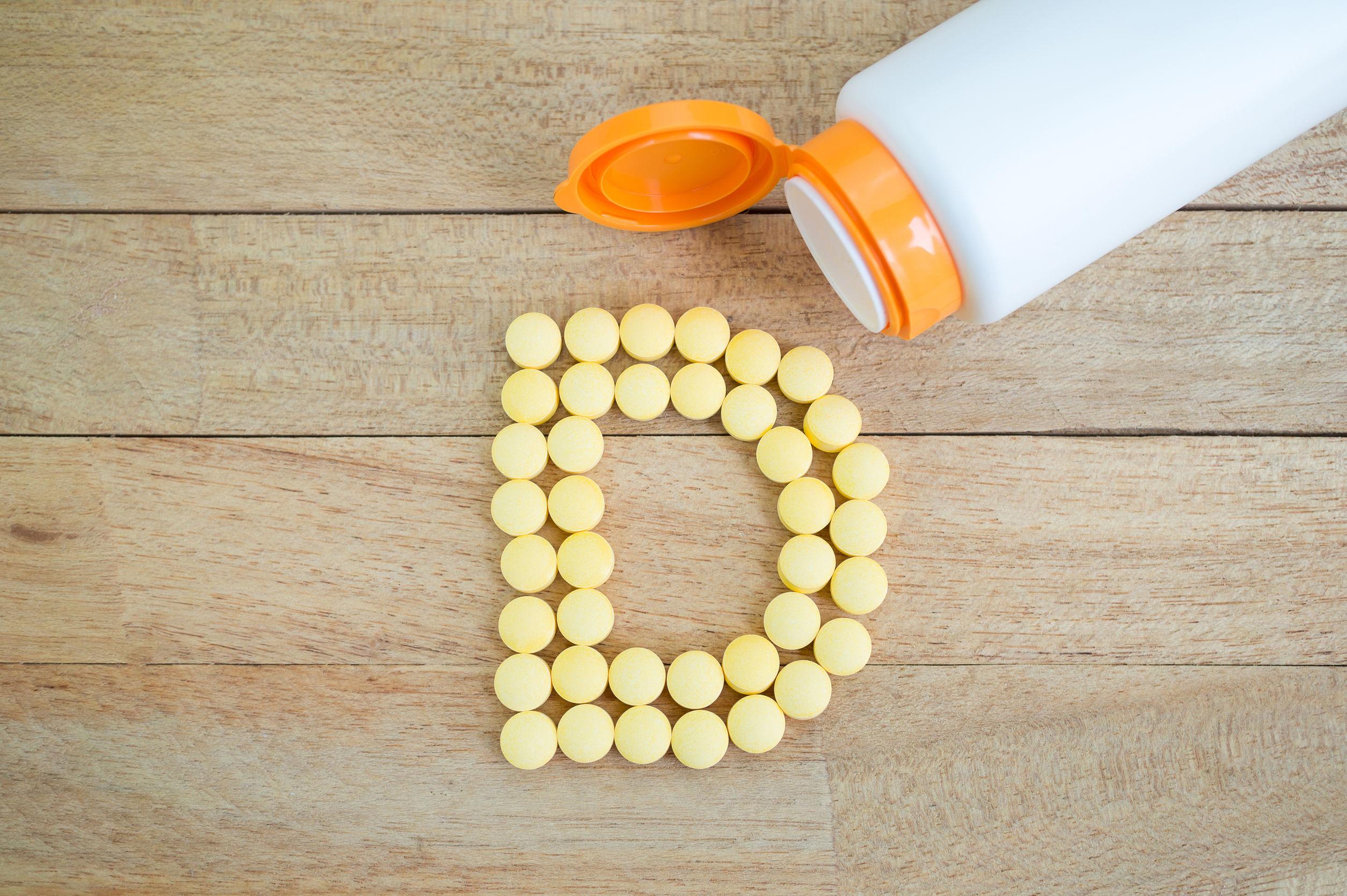Vitamin D Überdosis