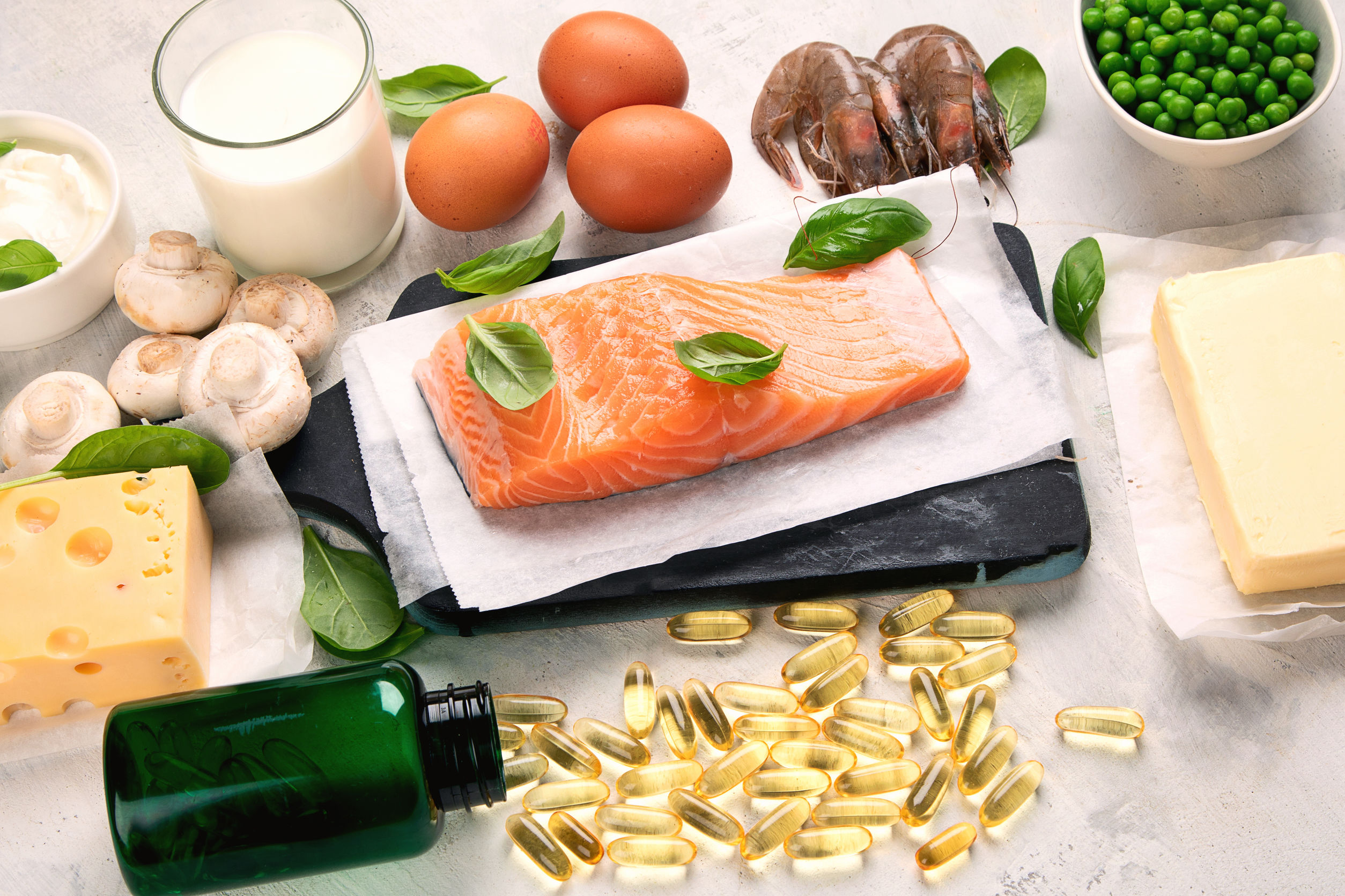 Vitamin D3 Mangel