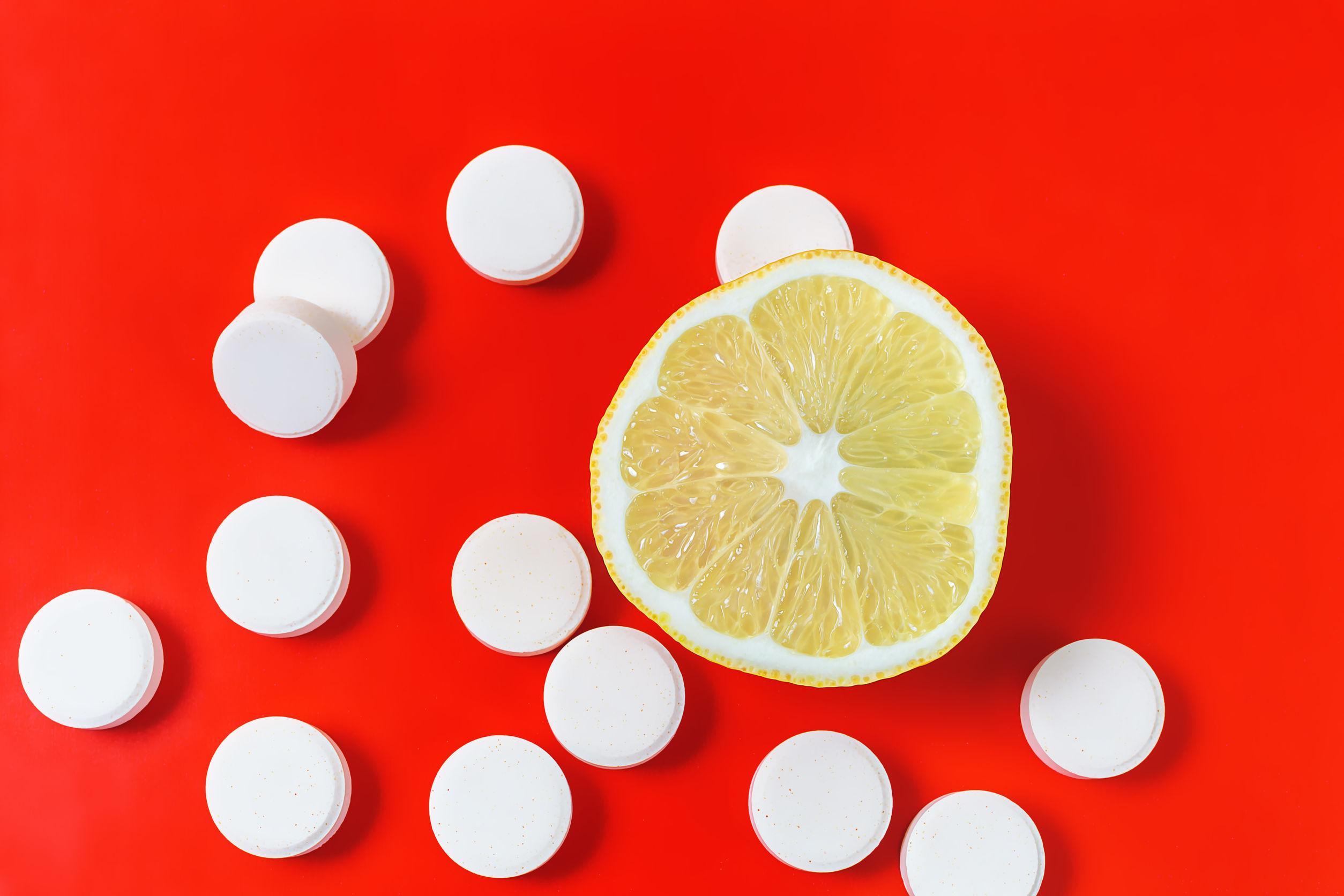 Vitamin C Überdosis