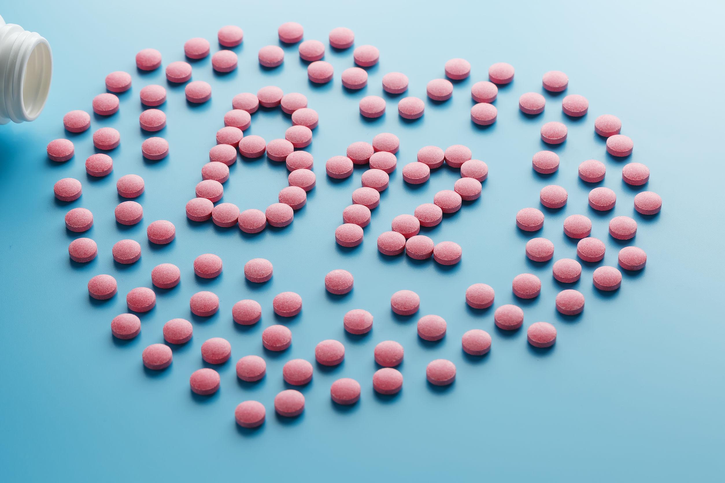 Vitamin-B12-hochdosiert