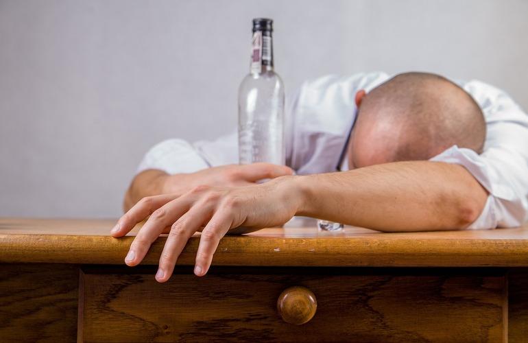 Alkohol Allergie