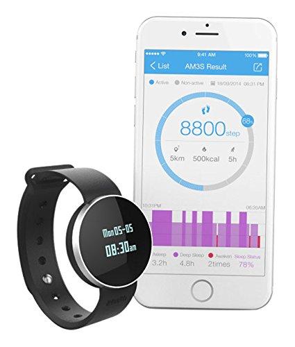 iHealth AM3s Activität und Schlaf-Tracker für iPhone/Android